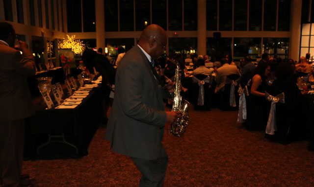 Oasis Center Celebration Dinner Music